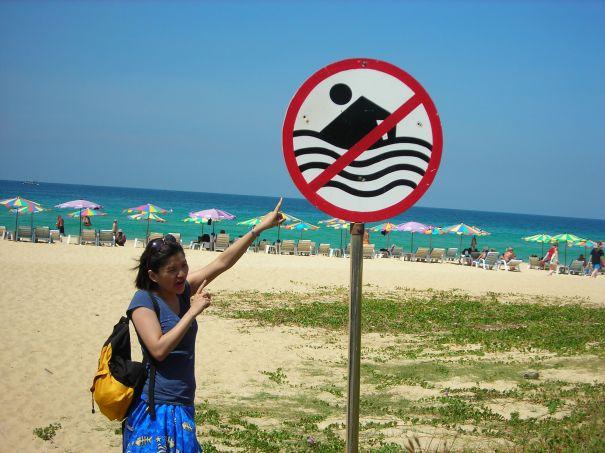 這應該是Patong南端的Kata海灘